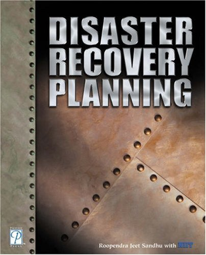 Disaster Recovery Planning: Mathew Varghese