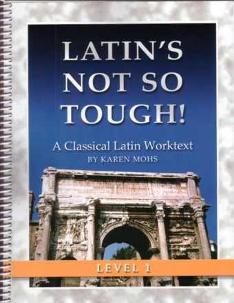 9781931842501: Latin's Not So Tough! Level 1, Workbook