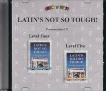 9781931842761: Pronunciation CD for Latin's Not So Tough! Levels 4 and 5