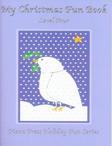 9781931844215: My Christmas Fun Book Level Four (Holiday Fun Series)