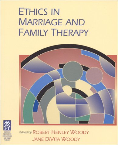 9781931846042: Ethics In Marriage and Family Therapy