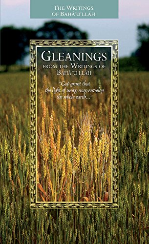 9781931847223: Gleanings from the Writings of Baha'u'llah