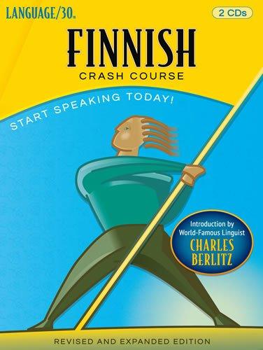 9781931850391: Finnish Crash Course by LANGUAGE/30 (2 CDs)