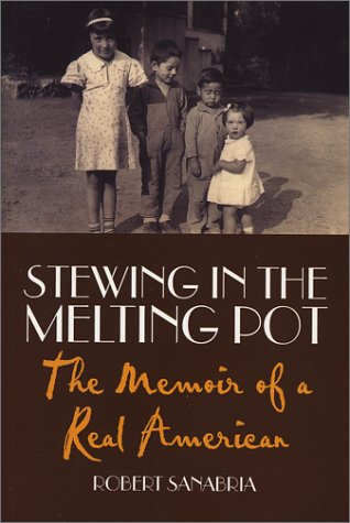 9781931868211: Stewing in the Melting Pot: The Memoir of a Real American (Capital Life)