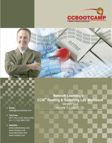 9781931881135: Advanced Cisco CCIE R& S Lab Workbook Volume 3