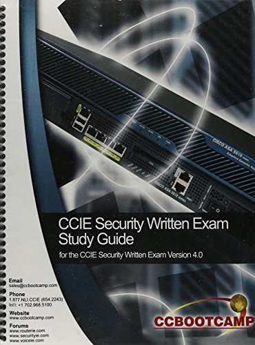 9781931881333: CCIE Security Written Exam Study Guide