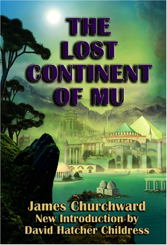 9781931882729: The Lost Continent of Mu