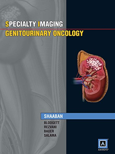 9781931884242: Specialty Imaging: Genitourinary Oncology: Published by Amirsys®