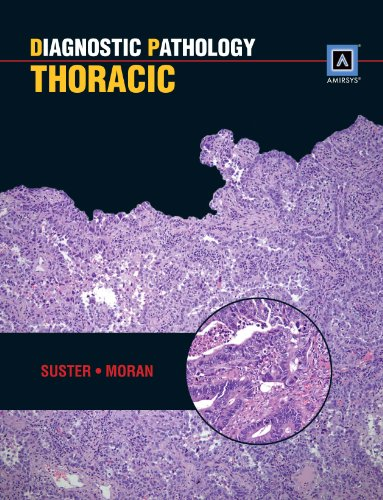 9781931884495: Diagnostic Pathology: Thoracic: Published by Amirsys®