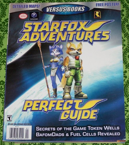 9781931886109: Versus Books Official Perfect Guide for Star Fox Adventures: Dinosaur Planet