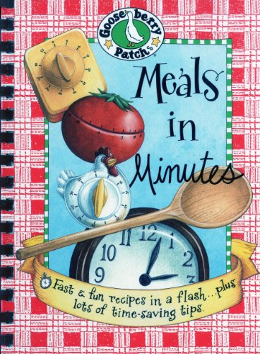 9781931890182: Meals In Minutes Cookbook (Everyday Cookbook Collection)