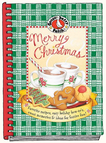 9781931890229: Merry Christmas Cookbook (Seasonal Cookbook Collection)