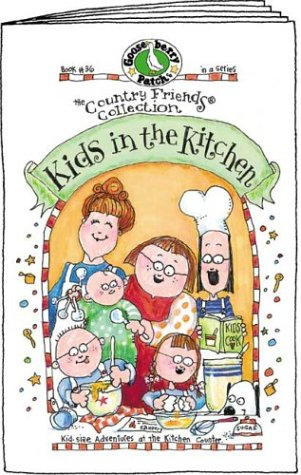 9781931890250: Kids in the Kitchen (The Country Friends Collection)