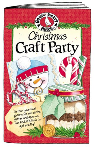 9781931890397: Gooseberry Patch Christmas Craft Party