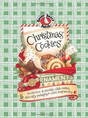 Christmas Cookies Cookbook (Seasonal Cookbook Collection)