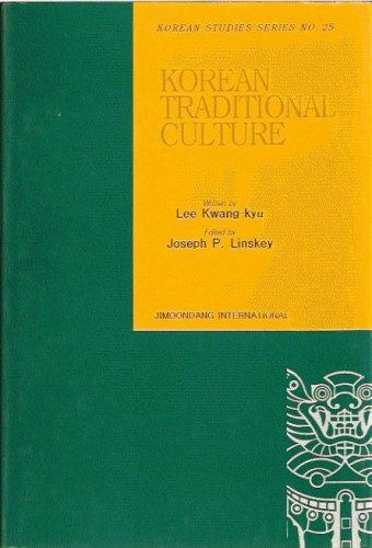 Korean Traditional Culture: Lee, Kwang-kyu