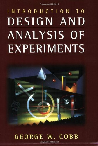 9781931914079: Introduction to Design and Analysis of Experiments