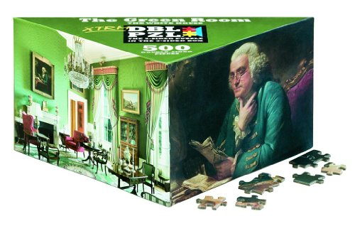 Green Room: White House Historical Association
