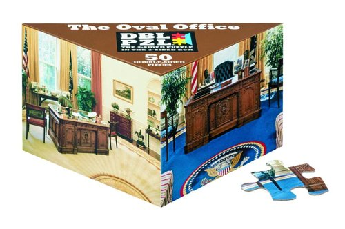 9781931917292: Oval Office Double Puzzle