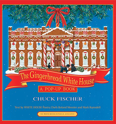 9781931917650: The Gingerbread White House: A Pop-up Book