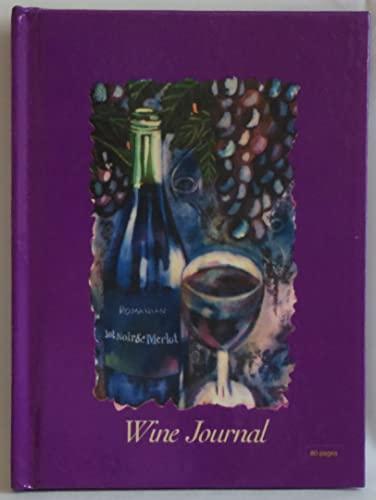 Wine Journal: Tess Stone