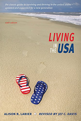 9781931930192: Living in the USA