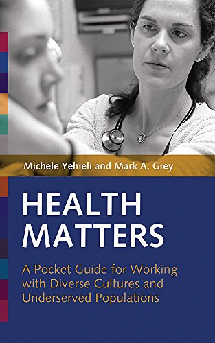 9781931930208: Health Matters: A Pocket Guide for Working with Diverse Cultures and Underserved Populations