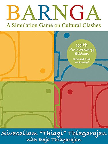 9781931930307: Barnga: A Simulation Game on Cultural Clashes - 25th Anniversary Edition