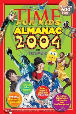 9781931933278: Time for Kids: Almanac 2004