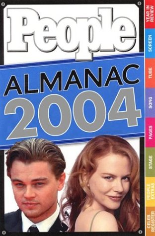 9781931933612: People: Almanac 2004