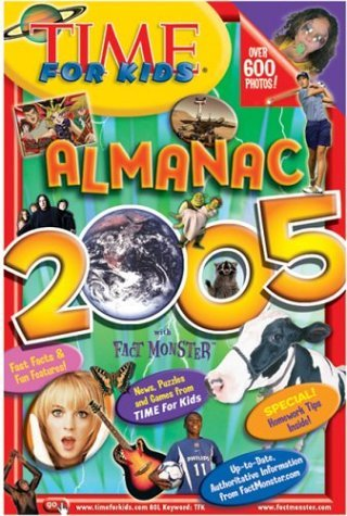Time for Kids: Almanac 2005: Beth Rowen; Curtis