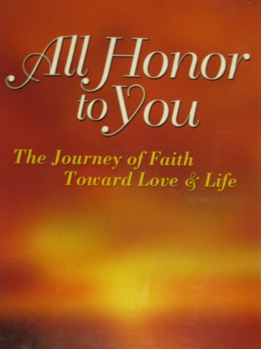 All Honor to You: The Journey of: Peter Quang Nguyen