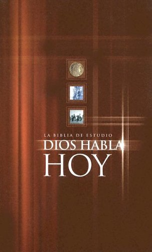 9781931952194: LaBiblia de Estudio Dios Habla Hoy (Spanish Edition)