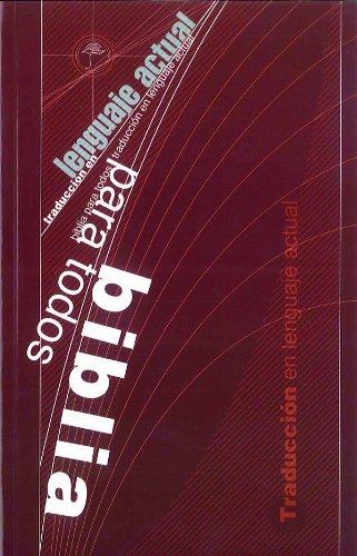 Biblia Tla Para Todos PB Econo-OS (Spanish Edition): Collectif