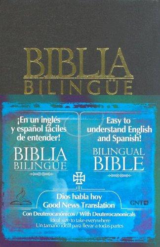 Biblia Bilingue (English-Spanish Bilingual Bible - Good: American Bible Society
