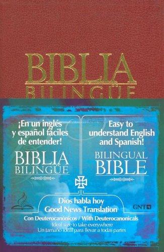 9781931952767: Spanish-English Bilingual Bible-PR-VP/Gn-Catholic (Spanish Edition)