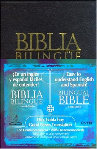 9781931952781: Spanish-English Bilingual Bible-DHH/Gn (Catholic Edition-with Deuterocanonicals) (Spanish and English Edition)