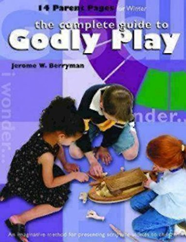 9781931960274: Godly Play Winter Parent Pages