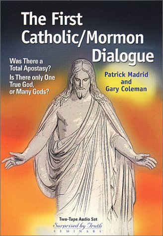 9781931973090: The First Catholic-Mormon Dialogue