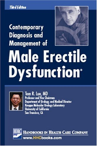 9781931981446: Contemporary Diagnosis And Management of Male Erectile Dysfunction