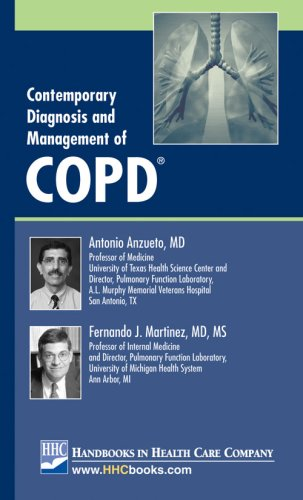 9781931981729: Contemporary Diagnosis and Management of COPD