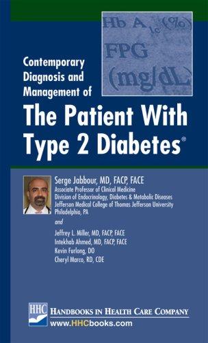 9781931981804: Contemporary Diagnosis and Management of The Patient With Type 2 Diabetes