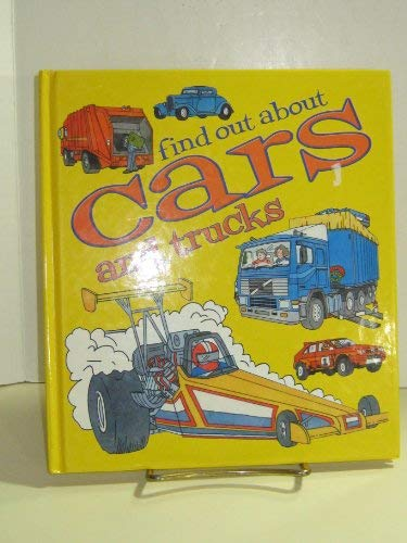 9781931983556: Cars and Trucks (Find Out about (Chrysalis))