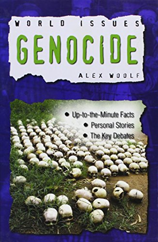 Genocide (World Issues): Woolf, Alex