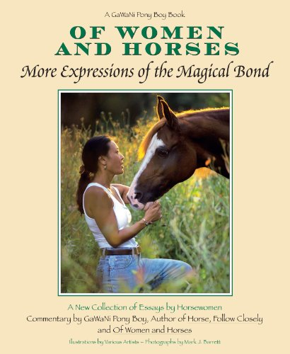 9781931993357: Of Women and Horses: More Expressions of the Magical Bond: Vol 2