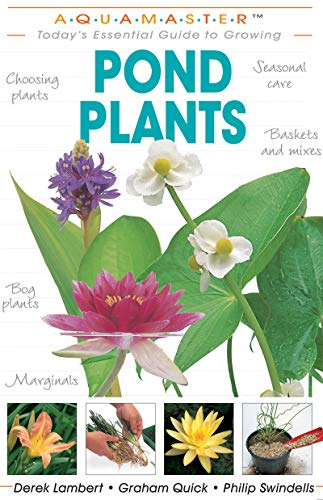 Pond Plants (Aquamaster) (1931993815) by Lambert, Derek; Quick, Graham; Swindells, Philip