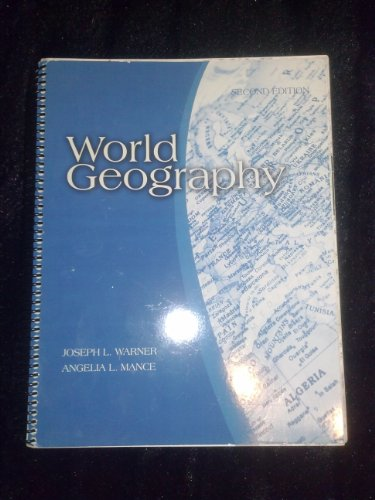 9781931997607: World Geography