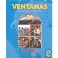 9781932000535: VENTANAS LECTURAS Student Edition (PACK B)
