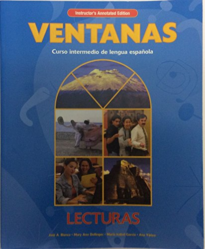 9781932000566: Ventanas (Spanish Edition)