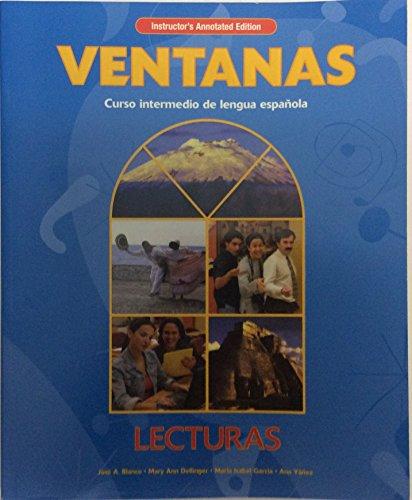 9781932000566: Ventanas (Spanish Edition)